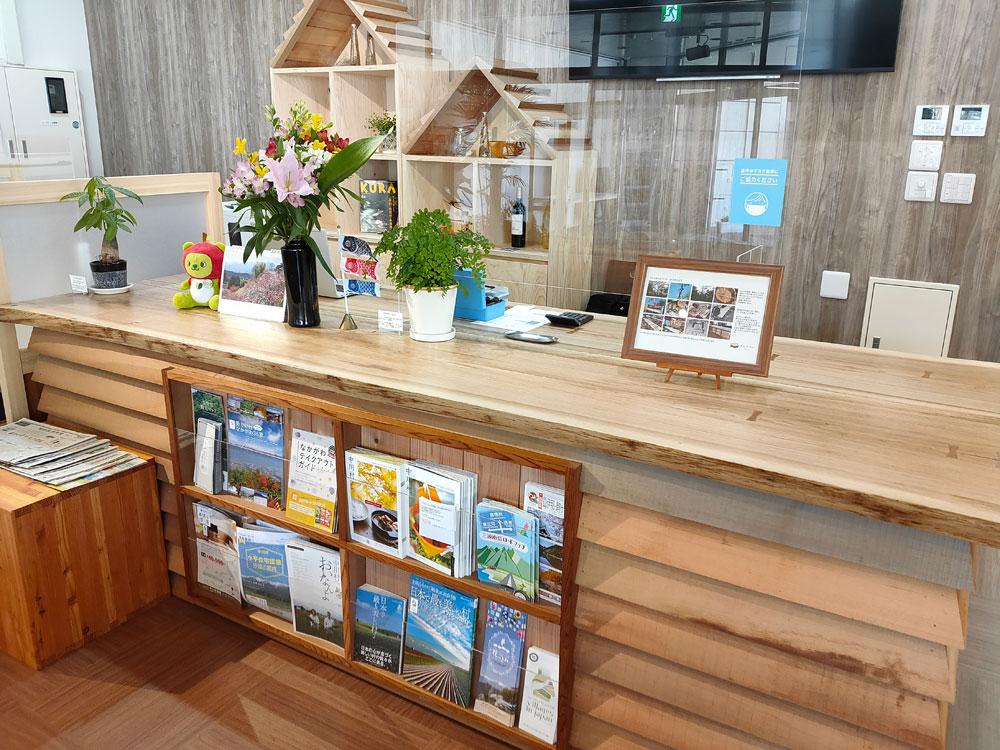 中川村農業観光交流センターがオープンしました!